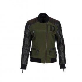 depeche - Bomber jakke fra Depeche