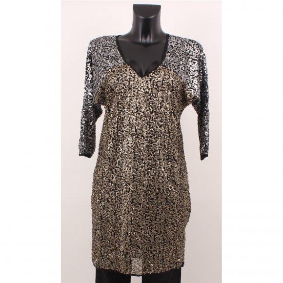 Pulz Jeans - Silver kjole  fra Pulz