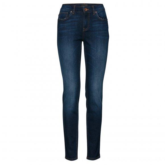 Pulz Jeans - Mia highwaist skinny jeans fra Pulz