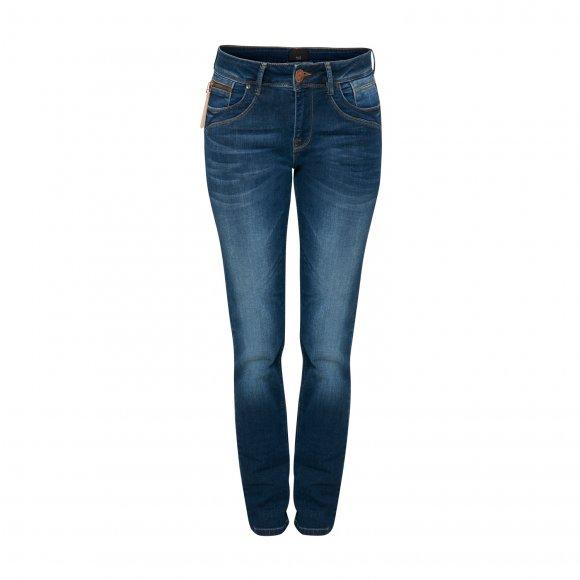 Pulz Jeans - Karolina highwaist jeans fra Pulz