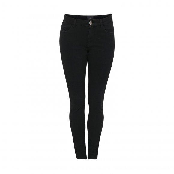 Pulz Jeans - Kassandra midwaist jeans fra Pulz