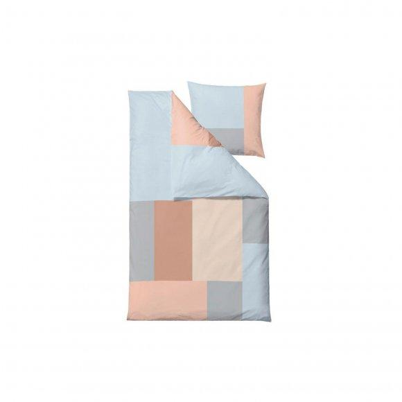 Södahl - Block party sengetøj str 140x220 cm fra Sødahl