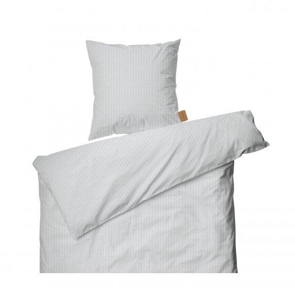 Juna Design - Waffle sengetøj str 140x200 cm fra Juna