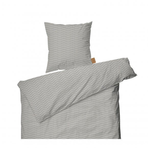 Juna Design - Ocean sengetøj str 140x200 cm fra Juna