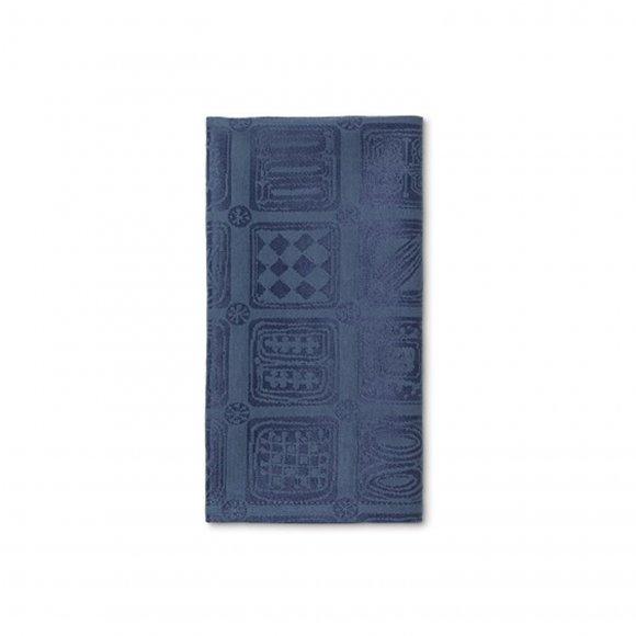 Juna Design - Squares servietter 4 stk str 45x45 cm fra Juna