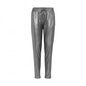 Pulz Jeans - Silver pants fra Pulz