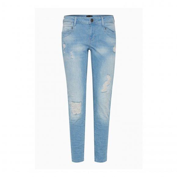 Pulz Jeans - Nadja highwaist jeans fra Pulz