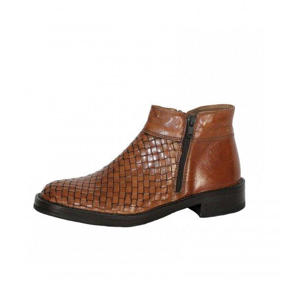 Bubetti - Cognac støvle fra Bubetti
