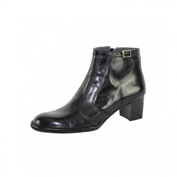 Bubetti - Smart Nero støvle fra Bubetti