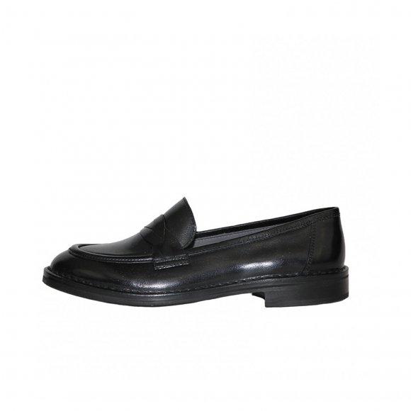 Bubetti - Smart nero sko fra Bubetti