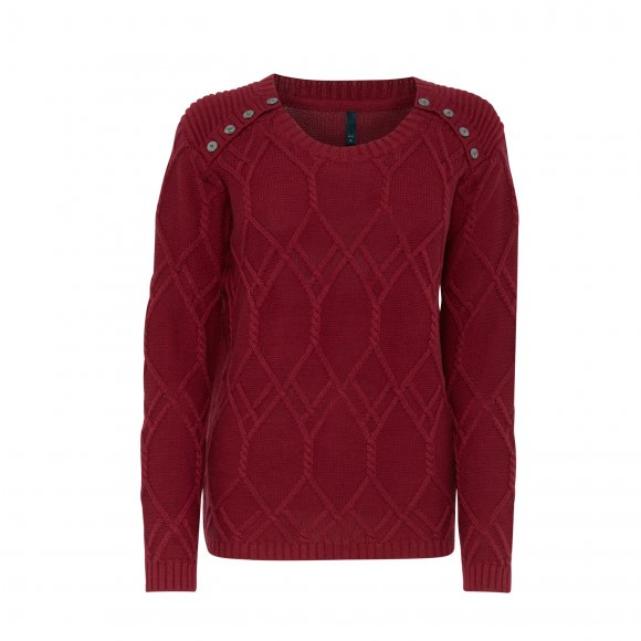 Pulz Jeans - Alma pullover fra Pulz