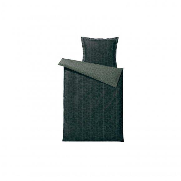 Södahl - Grid sengetøj str 140x200 cm fra Sødahl