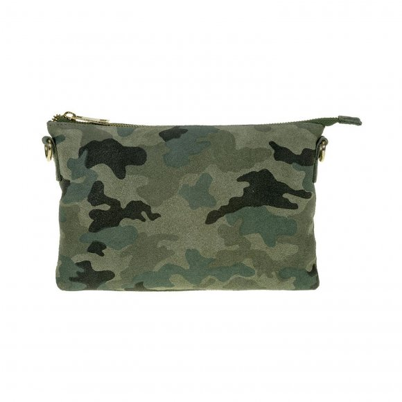 depeche - Clutch med Camouflage print fra Depeche