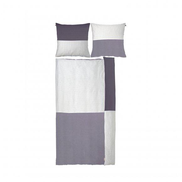 Mette Ditmer - One sengetøj str 140x200 cm fra Mette Ditmer