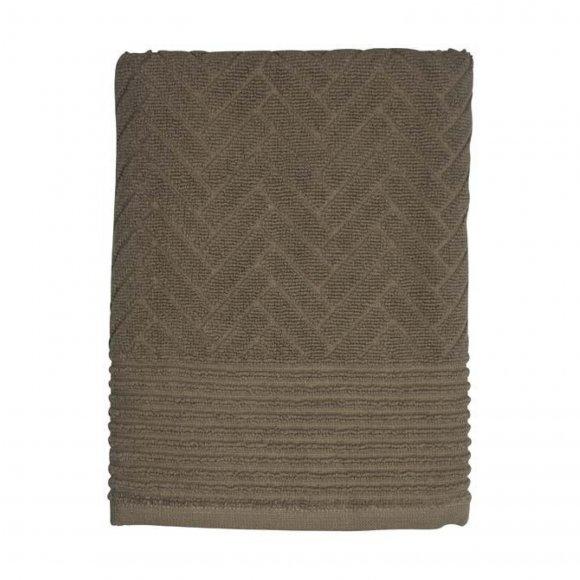 Mette Ditmer - Brick håndklæde str 50x95 cm fra Mette Ditmer