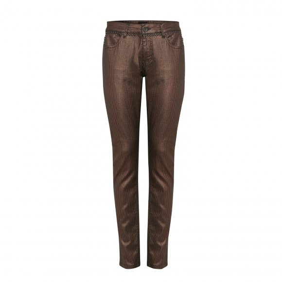 Pulz Jeans - Rocca skinny pants fra Pulz