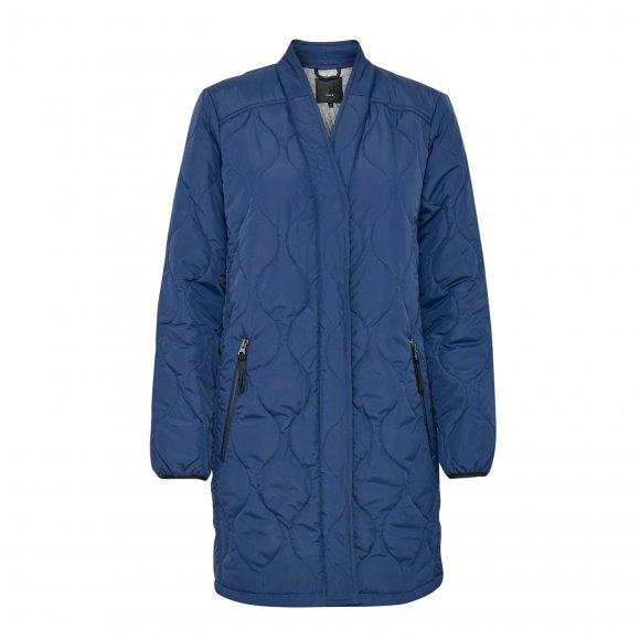 Pulz Jeans - Claire long jacket fra Pulz