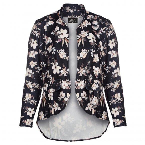 Zoey - Flower jacket fra Zoey