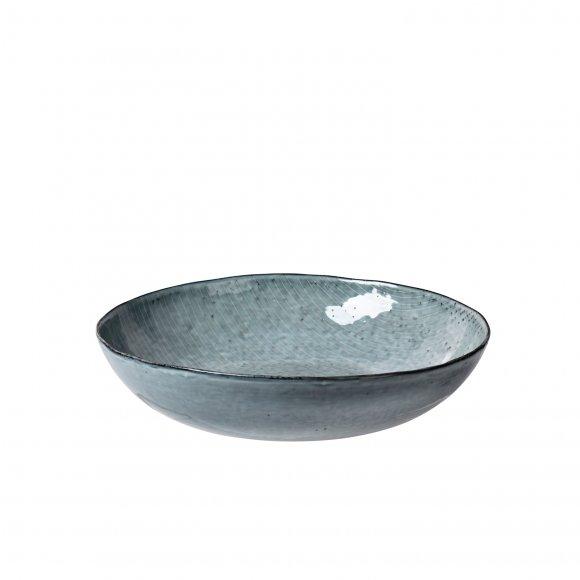 Broste Copenhagen - Salad bowl Nordic Sea fra Broste Copenhagen