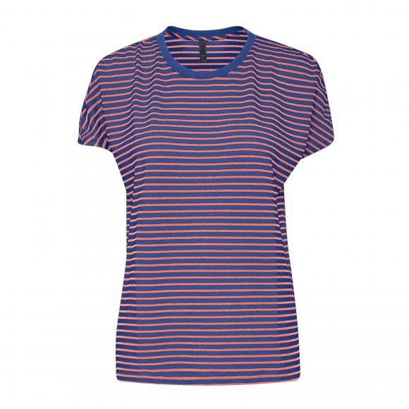 Pulz Jeans - Mathilde wing t-shirt fra Pulz