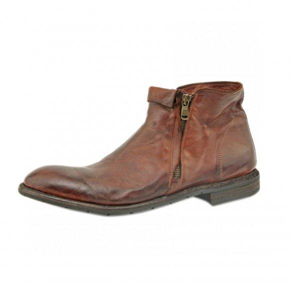 Bubetti - Lux Nero Herre støvle fra Bubetti