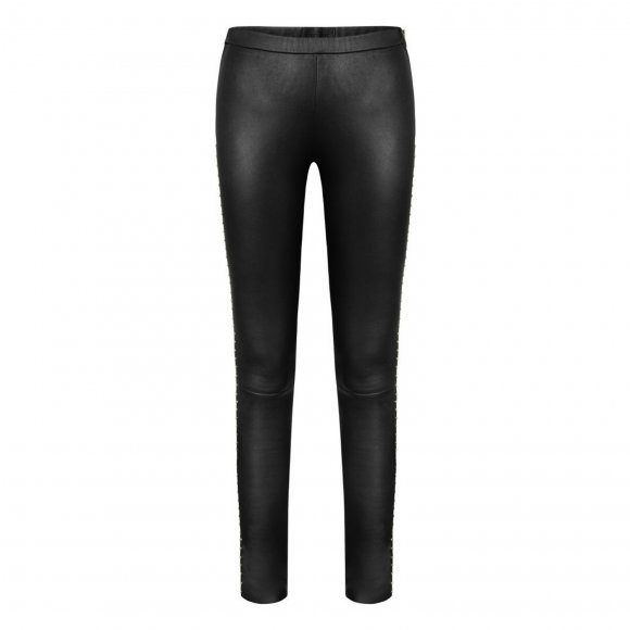 depeche - Skind leggings fra Depeche