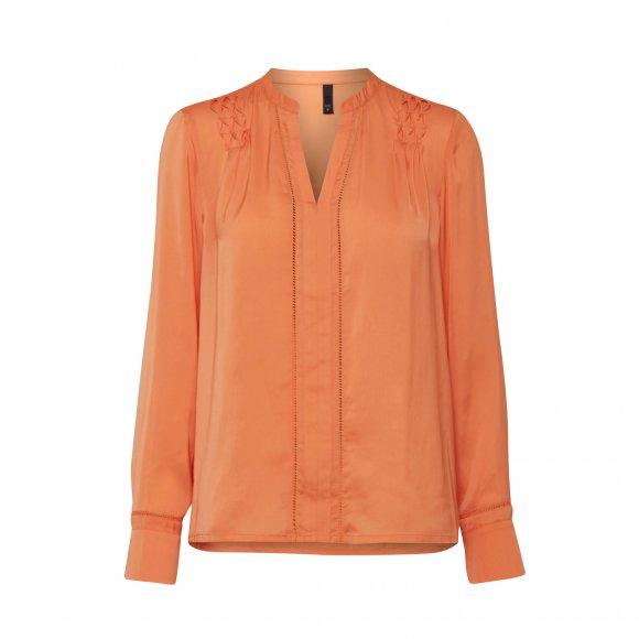 Pulz Jeans - Hattie bluse fra Pulz