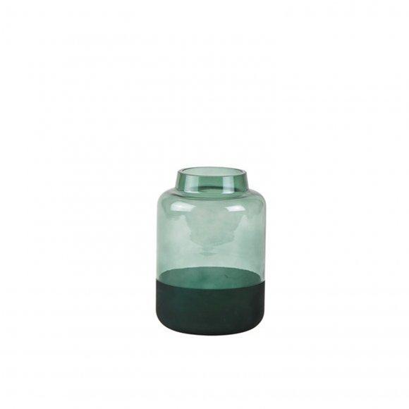 Villa Collection - Glas vase H: 16cm fra Villa Collection