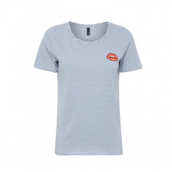 Pulz Jeans - Bexley t-shirt fra Pulz