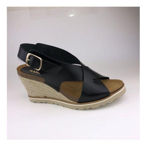 Amust - Lea sandal fra Amust
