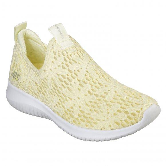 skechers - Womens ultra flex sko fra Skechers