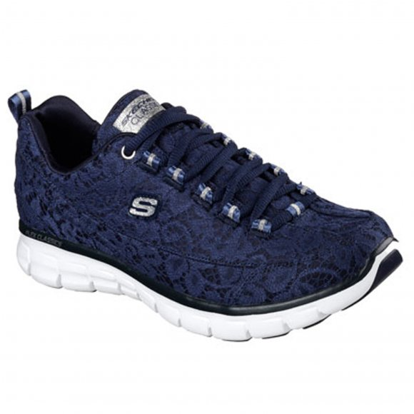 skechers - Womens silky sweet sko fra Skechers
