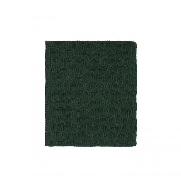 Södahl - Deco knit plaid fra Sødahl