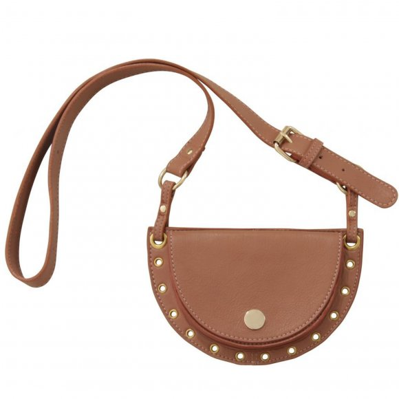 Coster Copenhagen - Leather bag for waist fra Coster Copenhagen
