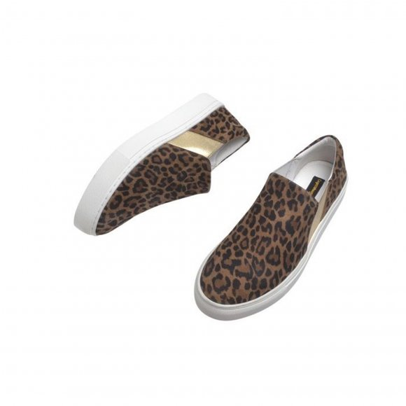 copenhagen shoes - Brave leopard sneakers fra Copenhagen Shoes