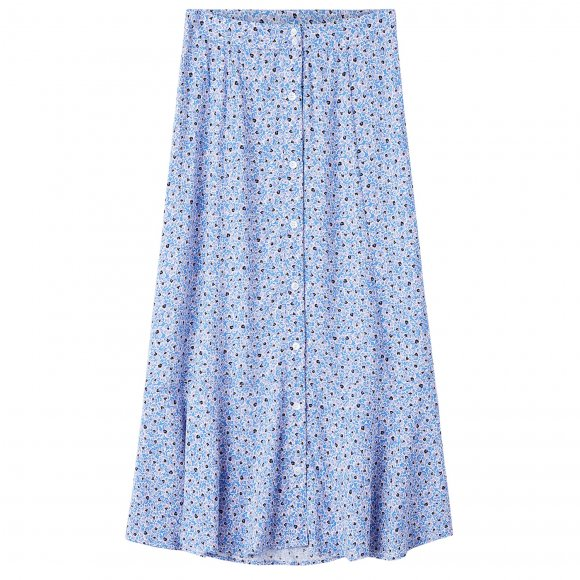 Moves - Sarahlou midi skirt fra Moves