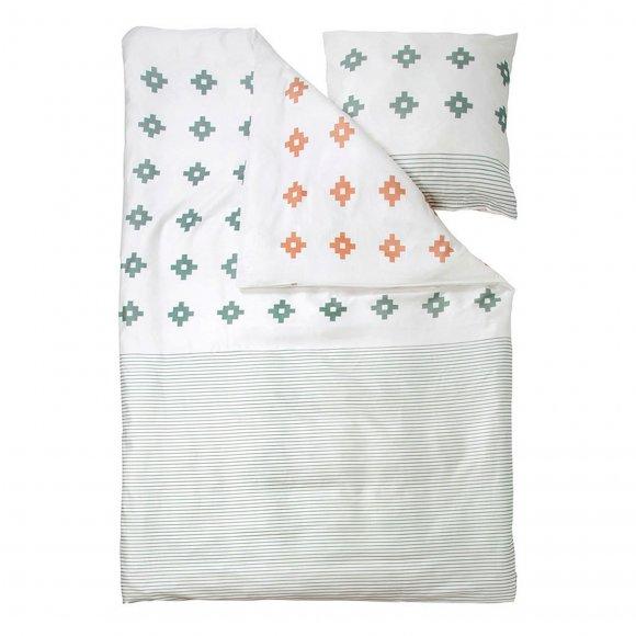 Mette Ditmer - Camino sengetøj str 140x220 cm fra Mette Ditmer