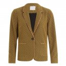 Coster Copenhagen - Suit jacket w. pipings in jacquard fra Coster Copenhagen