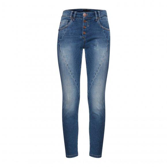 Pulz Jeans - Rosita ankel jeans fra Pulz