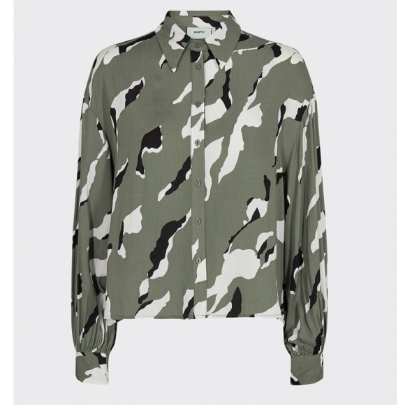 Moves - Unia long sleeved shirt fra Moves
