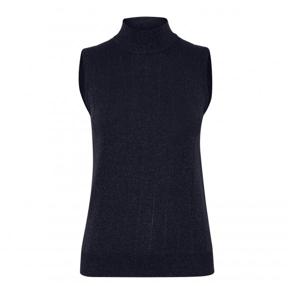 Pulz Jeans - Jade sleeveless pullover fra Pulz