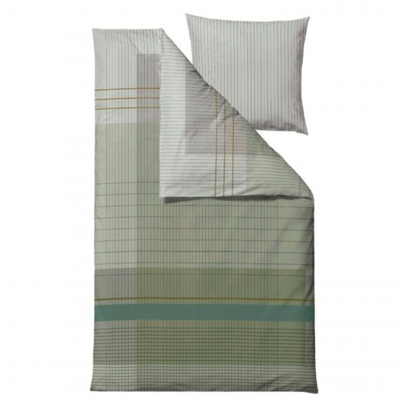 Södahl - Fine lines sengetøj str 140x200 cm fra Sødahl