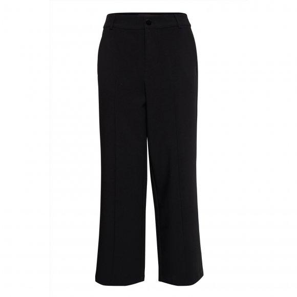 Pulz Jeans - Charlotte wide pants fra Pulz