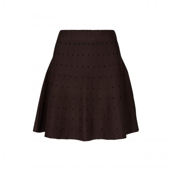 Free quent - Cloe dots skirt fra Freequent