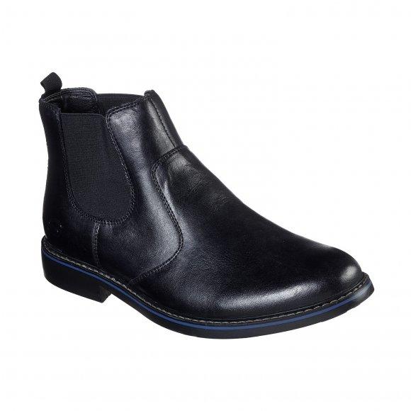 skechers - Mens Bergman sko fra Skechers