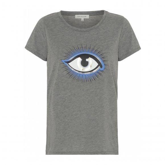 Continue - Alba t-shirt fra Continue