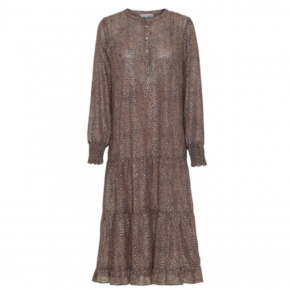 Continue - Flora glitter dress fra Continue