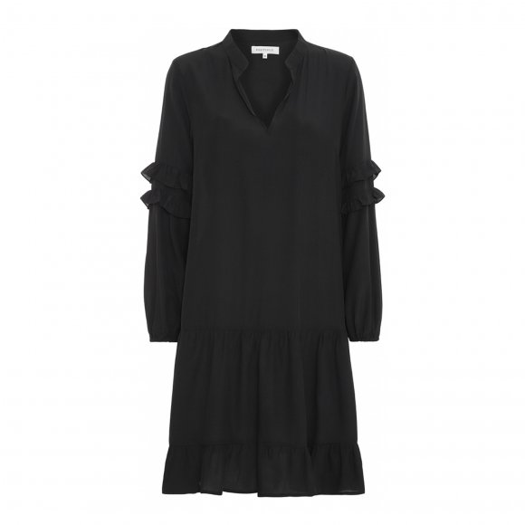 Continue - Sissel black dress fra Continue