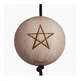 Nordic by hand - Starball wood fra Nordic By Hand