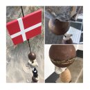 Nordic by hand - Kernen Iron ball dia. 13 cm fra Nordic By Hand